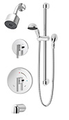 Symmons 3506-H321-V-CYL Dia Tub/Shower Hand Shower