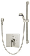 Symmons 3603-H321-V-STN Duro Hand Shower Unit