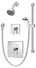 Symmons 3605-H321-V Duro Shower/Hand Shower Unit