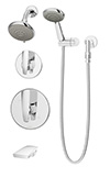 Symmons 4106 Naru (R) Tub/Shower System