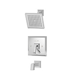 Symmons&#174 4202 Oxford™ Tub/Shower System with Diverter Tub Spout