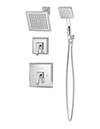 Symmons 4205 Oxford Shower/Hand Shower Unit