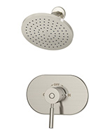 Symmons 4301-STN Sereno Shower System