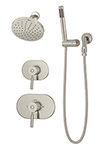 Symmons 4305-STN Sereno Shower/Hand Shower Unit