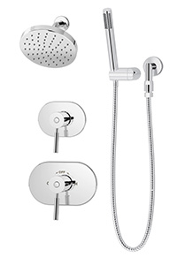 Symmons 4305 Sereno Shower/Hand Shower Unit