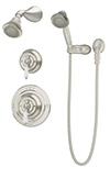 Symmons 4405-STN Carrington Shower/Hand Shower