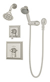 Symmons 4505-STN Canterbury Shower/Hand Shower