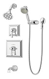 Symmons 4506 Canterbury (R) Tub/Shower