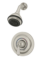 Symmons 4701-STN Allura Shower System