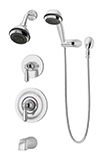 Symmons 4706 Allura Tub/Shower System