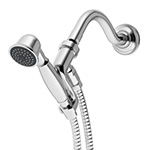 Symmons 512HSA Hand Shower, With Arm, 1 Mode