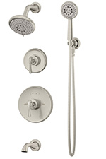 Symmons 5206-STN Ballina Tub/Shower Unit