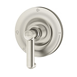 Symmons® 5300-STN Museo Single Handle Pressure Balancing Shower Valve, Satin Nickel