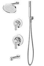 Symmons 5306 Museo¬ Tub/Shower Unit