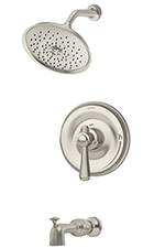 Symmons 5402-STN Degas Tub/Shower System