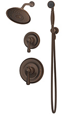 Symmons 5405-ORB Degas Shower/Hand Shower Unit