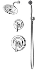 Symmons 5405 Degas Shower/Hand Shower Unit