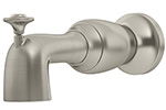 Symmons 542TSD-STN Degas Diverter Tub Spout