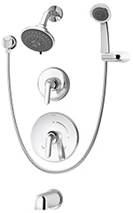Symmons 5506 Elm¬Tub/Shower System