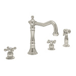 Symmons S-2650-2-STN Carrington Kitchen Faucet