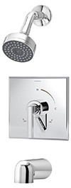 Symmons S-3602 Duro Tub/Shower System