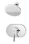 Symmons S-4301 Sereno Shower System