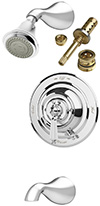 Symmons S-4402-REB-TRM Carrington Rebuild Trim Kit