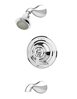 Symmons S-4402 Carrington Tub/Shower System