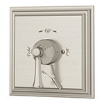Symmons S-4500-STN Canterbury Shower Valve