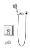 Symmons S-4504 Canterbury Tub/Shower System