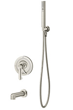 Symmons S-5304-STN Museo Tub/Shower System