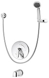 Symmons S-5504 Elm Tub/Shower System