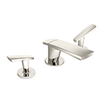 Symmons SLW-4112-PNL Wide Spread Faucets