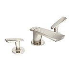 Symmons SLW-4112-STN Wide Spread Faucets