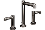 Symmons SLW-5312-BLK Wide Spread Faucets