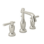 Symmons SLW-5412-STN Wide Spread Faucets