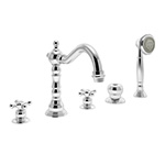 Symmons SRT-4472 Carrington Roman Tub Faucet