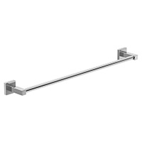 "Symmons 363TB-24 Duro Towel Bar, 24"", Chrome"