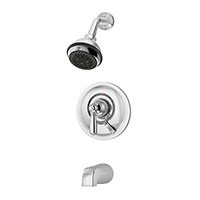 Symmons S-4702 Allura Tub/Shower System